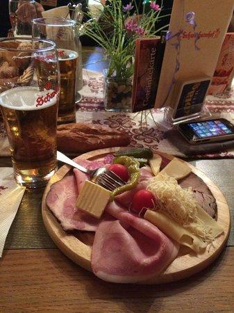 Schwechaterhof: cena