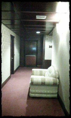 Hotel Meridiana - Paestum: interni