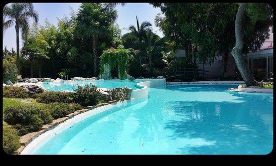 Hotel Meridiana - Paestum: piscina esterna