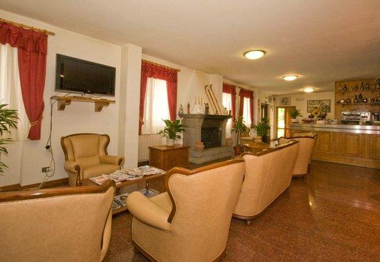 Hotel del Lago : Lobby