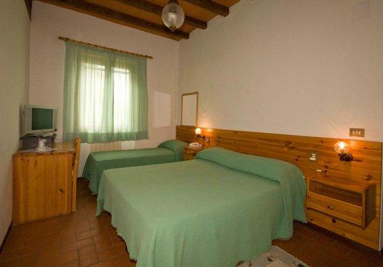 Hotel del Lago: camera tripla