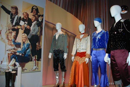 ABBA The Museum : Original Waterloo dresses