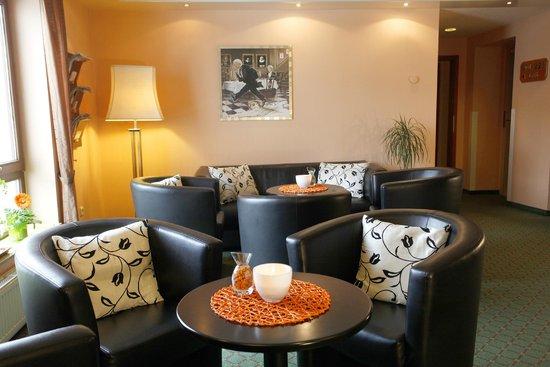 Kleefelder Hof Hotel : Sitzecke Bar