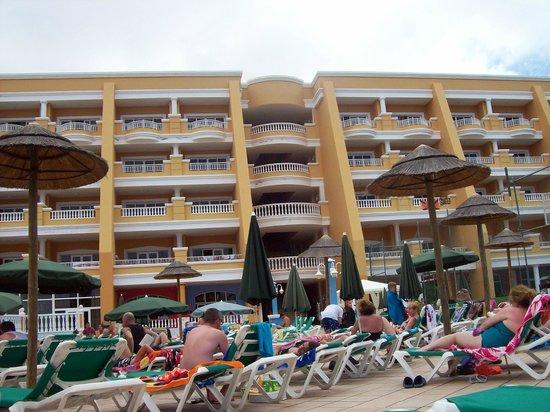 Hotel Chatur Playa Real : hotel