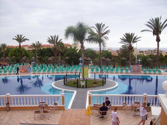 Hotel Chatur Playa Real : pool