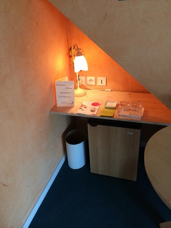 Hotel Parenthese: minibar