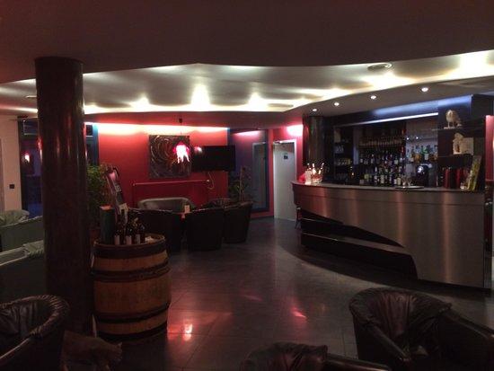 Hotel Parenthese : Le bar