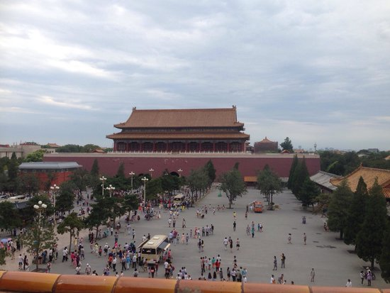 Beijing Taimiao Temple: Sightseeing around Beijing