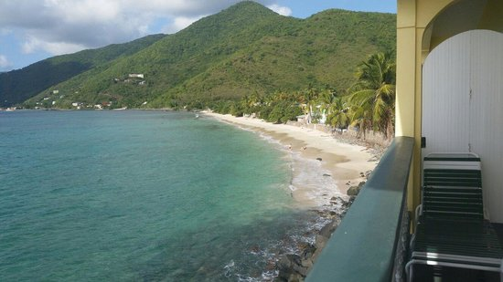 Sebastian's on the Beach: View from our room
