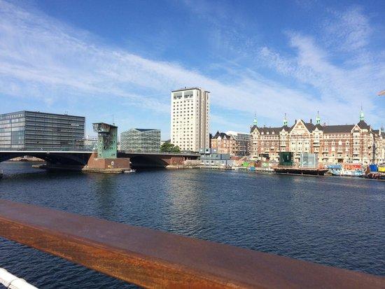 Hotel CPH Living: Trevlig utsikt från terrassen