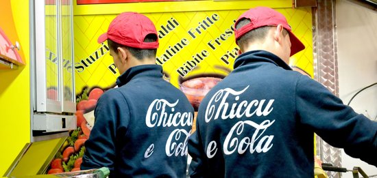 Chiccu e cola