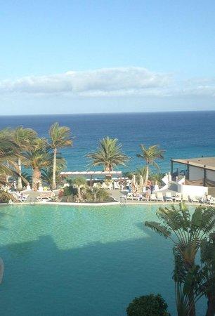 Club Jandia Princess Hotel: View from main lobby