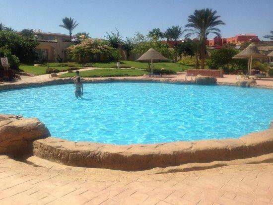 Radisson Blu Resort, Sharm El Sheikh : little pool