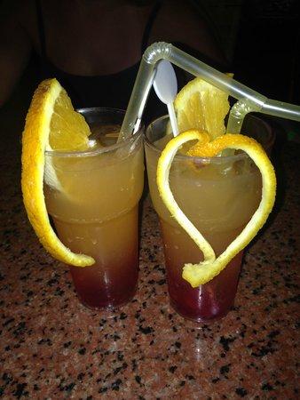 Radisson Blu Resort, Sharm El Sheikh : cocktails from Eid