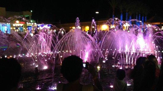 Parrotel Beach Resort : Soho Fountain