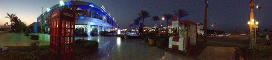 Parrotel Beach Resort : Soho Panorama