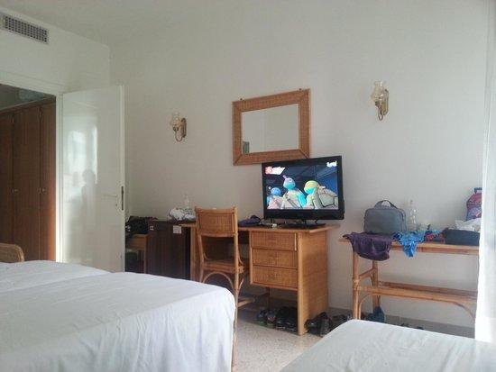 Hotel Capo Sud : STANZA
