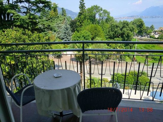 Hotel Alpi : balcone