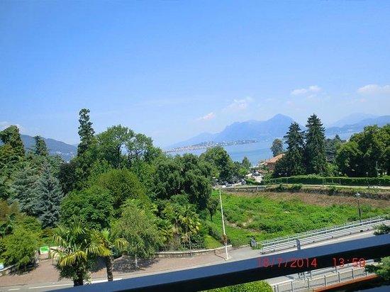 Hotel Alpi : panorama