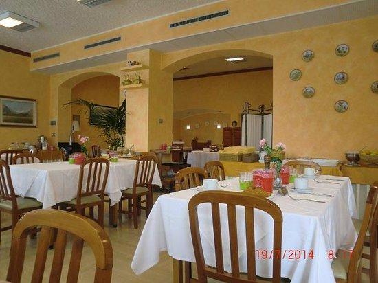 Hotel Alpi : ristorante