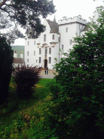 Blair Castle and Hercules Gardens: Fabulous castle.