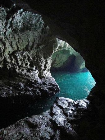 The Grottos at Rosh HaNiqra: Окошко