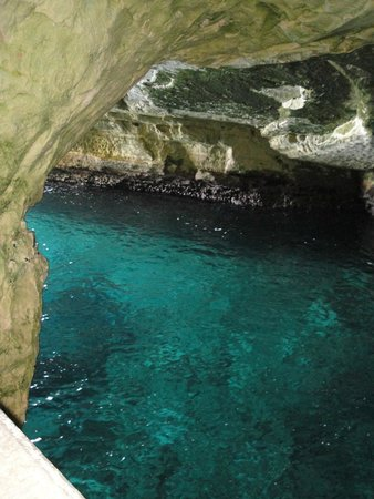 The Grottos at Rosh HaNiqra: Внутри