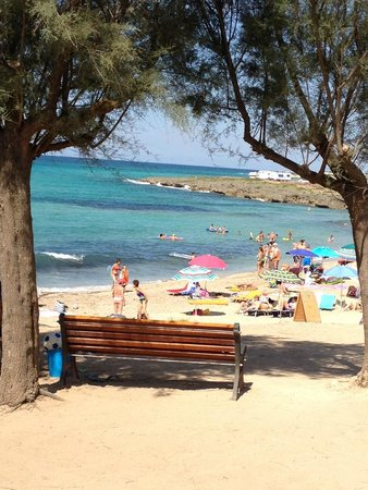 Camping Torre Castiglione: spiaggia1