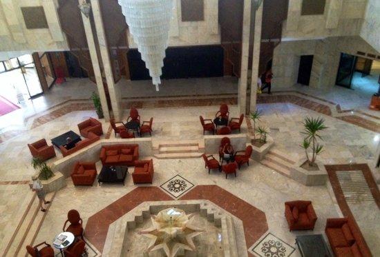 Orient Palace Hotel : Reception