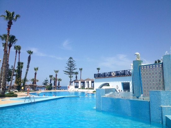 Orient Palace Hotel : Pool