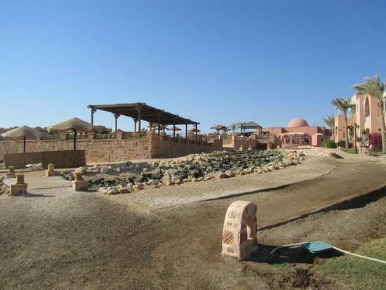 Radisson Blu Resort, El Quseir: VILLAGGIO