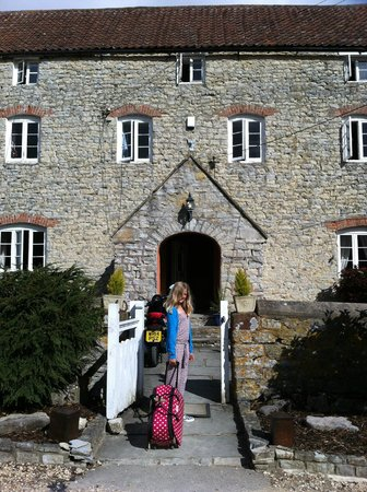 Colliters Brook Farm: Welcome at Colliters