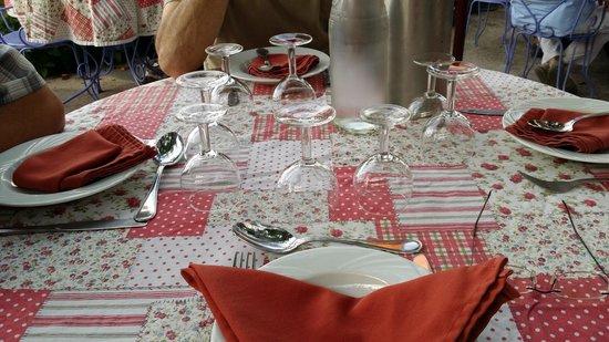 La Provence: la table