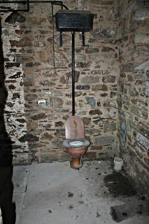 One of the areas within Bodmin Jail