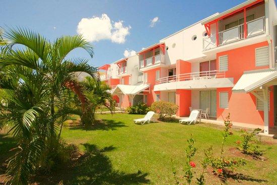 Karibea Resort Sainte Luce Amyris : Vue d'un batiment du Karibea Resort Sainte Luce hôtel Amyris