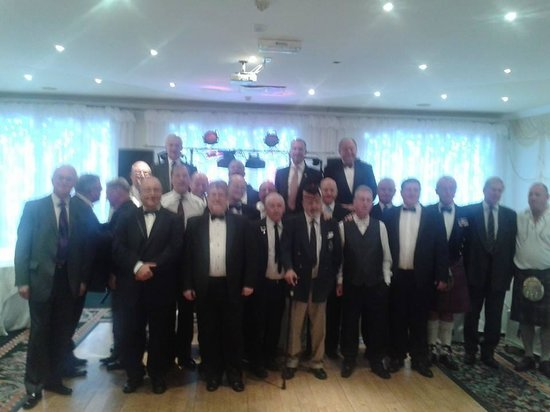 Bothwell Bridge Hotel: All the veterans