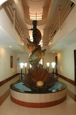 Hotel Mangalore International : Passage