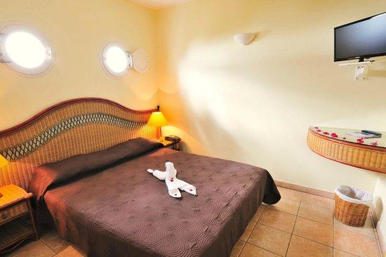 Karibea Resort Sainte Luce Amyris : Chambre d'une junior suite au Karibea Resort Sainte Luce hôtel Amyris