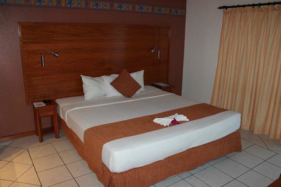 Bedarra Beach Inn: bedsuite