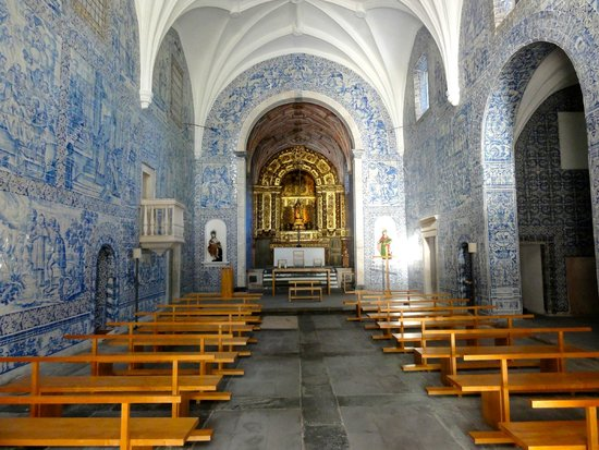 Pousada Convento Arraiolos : De vroegere kapel/kerk