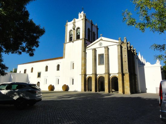 Pousada Convento Arraiolos : De toegang tot de pousada
