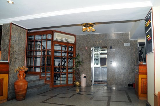 Hotel Mangalore International : Lobby