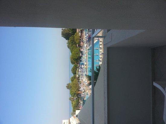 Batihan Beach Resort & Spa: 115 numaralı oda manzarası