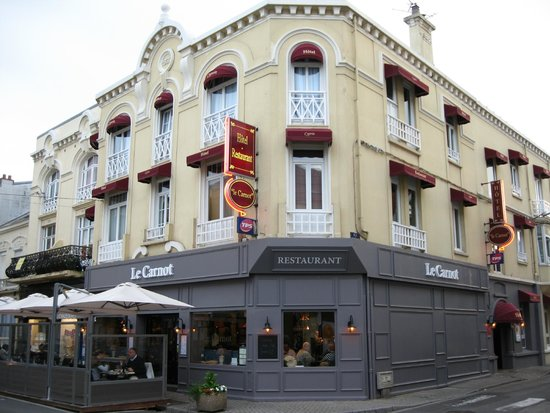Hotel Le Carnot : Hôtel le Carnot