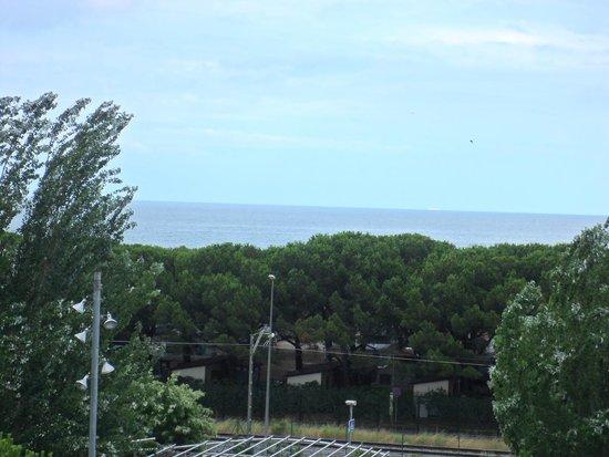 Aqua Hotel Onabrava & Spa : vue de la mer