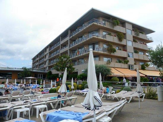 Aqua Hotel Onabrava : l'hôtel