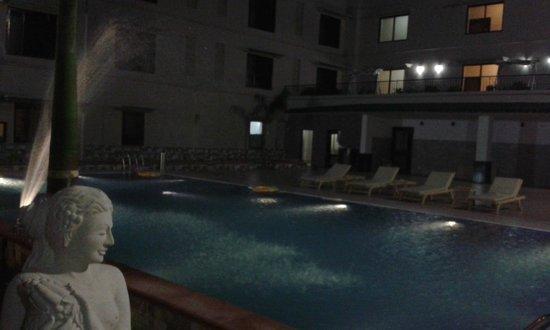 GenX Uday Hotel Rudrapur: Pool Side 1