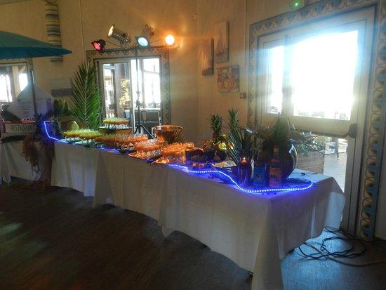 VVF Villages/VTF Sainte-Maxime : soiree a theme buffet