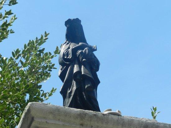 VVF Villages/VTF Sainte-Maxime : chemin de la vierge noir