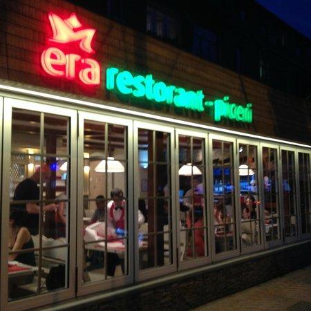 Era Vila: esterno ristorante
